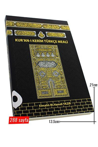 BAYSEM Kabe Desenli Kuranı Kerim Türkçe Meali