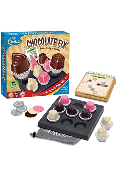 ThinkFun Çikolata Yerleştirme (chocolate Fix)