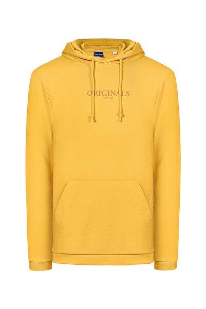 Jack & Jones Kapüşonlu Sweatshirt 12193051 Jortrap