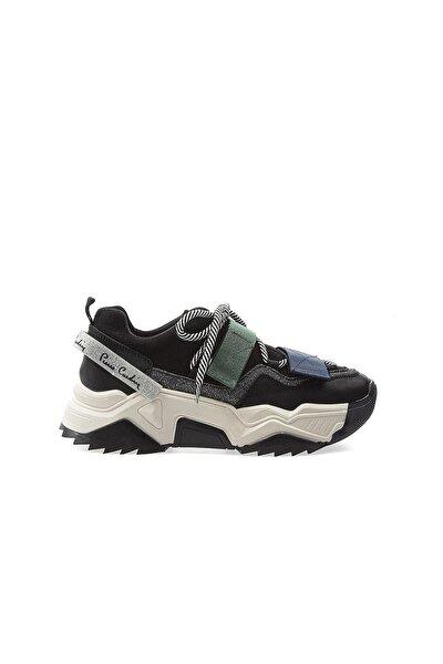 Pierre Cardin PC-30692 Siyah Kadın Spor Ayakkabı