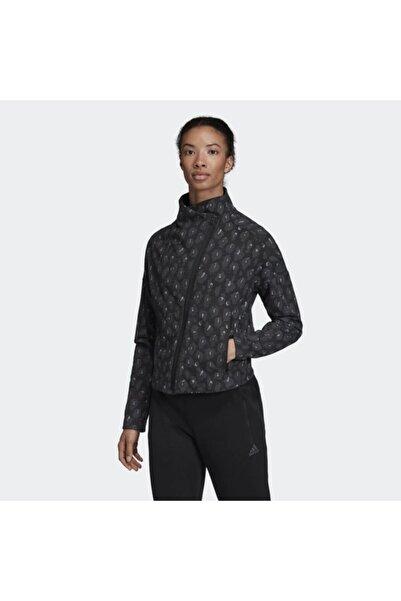 adidas Dx7942 Heartracer Kadın Siyah Sweatshirt