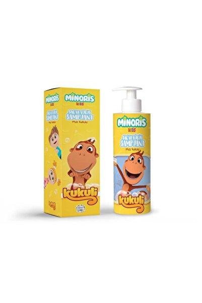 Minoris Unisex Çocuk Saç Ve Vücut Şampuanı