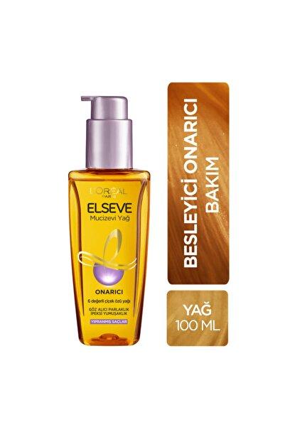 ELSEVE L'oréal Mucizevi Bakım Yağı Onarıcı