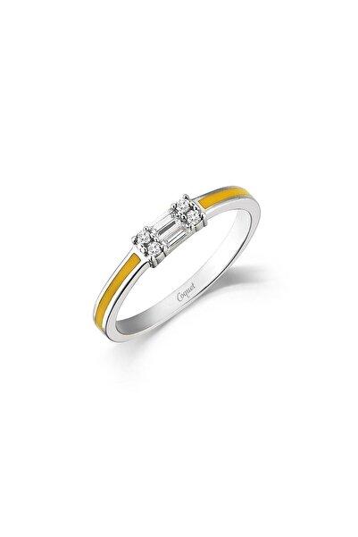 Coquet Accessories Kadın Mineli Gümüş Yüzük 19G9U41N682