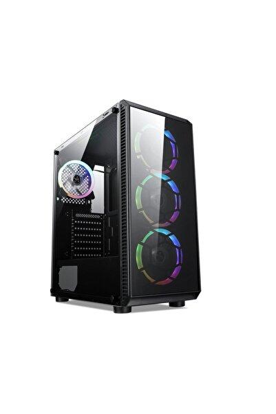 TURBOX Atm900053 I5 650 Turbo 3.46ghz 8gb Ram 120gb Ssd 500gb Hdd 4gb Ek. Oyun Bilgisayarı