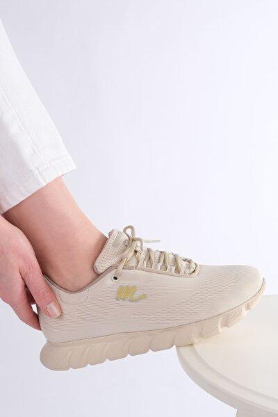 Marjin Kadın Memory Taban Sneaker Spor Ayakkabı 830