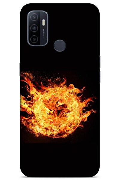Lopard Huawei P40 Uyumlu Kılıf Firex (31) Tpu Kılıf Fireball