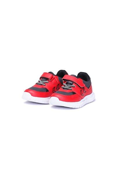 HUMMEL Erkek Çocuk Kırmızı Casper Sneaker