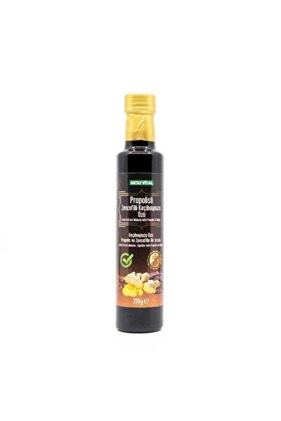 Aksu Vital Propolis Zencefil - Keçiboynuzu Özü 350 gr %100 Doğal