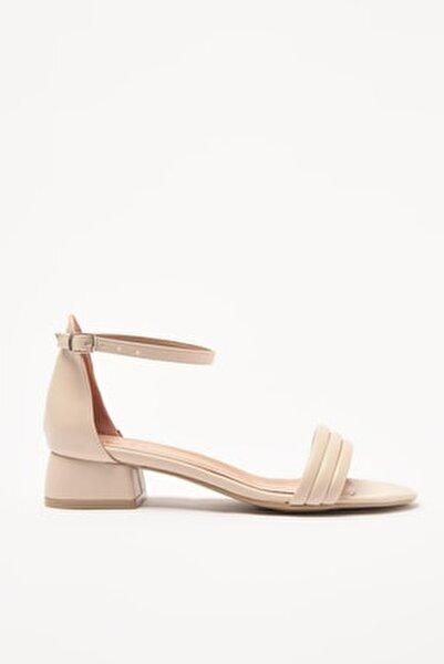 Bej Kadın Sandalet 01SAY209500A310