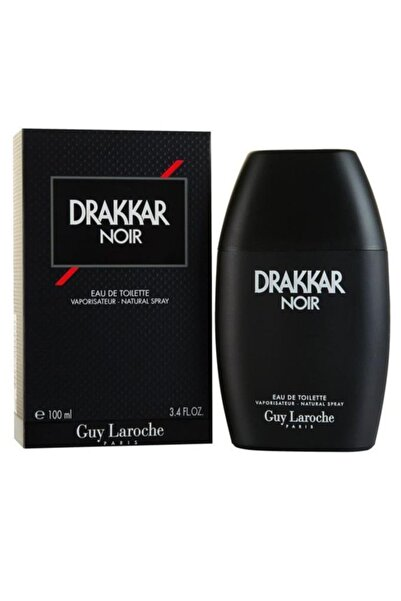 Guy Laroche Drakkar Noir Edt 100 ml Erkek Parfüm 9859869879881-2169
