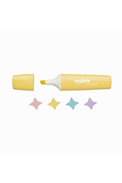 CARIOCA Pastel Marker 4'lü