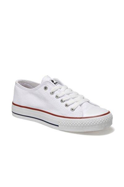 Polaris 91.351646.Z 1FX Beyaz Kadın Havuz Taban Sneaker 100781329
