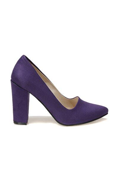 Butigo Jessica 1fx Mor Kadın Gova Ayakkabı
