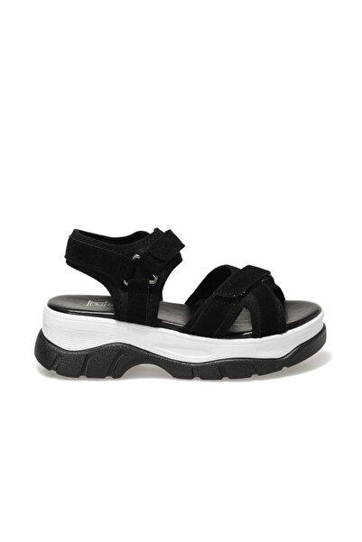 Butigo 20S-6001FX Siyah Kadın Sandalet 101029628