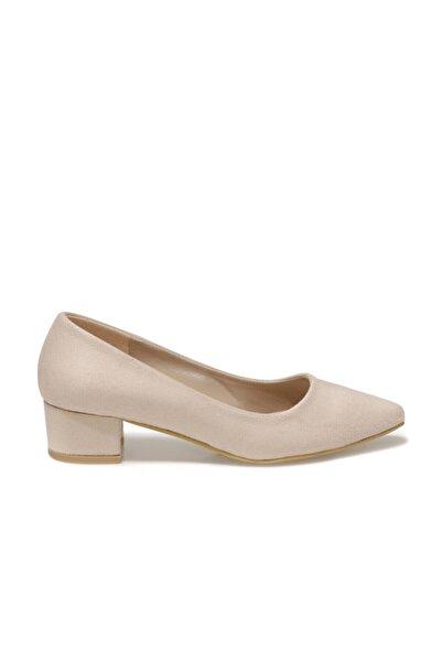 Butigo Kadın  Bej Gova Ayakkabı 1fx