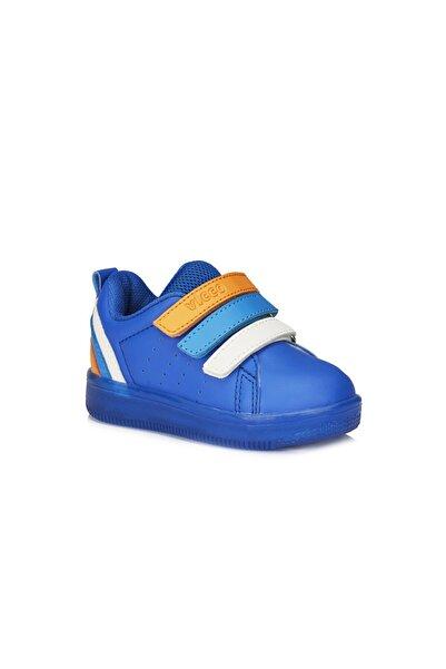 Vicco Sun Işıklı Çocuk Saks Mavi Sneaker