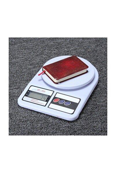 Techmaster Crown Lcd Ekranlı Dijital Hassas Mutfak Terazisi Tartısı 10 kg