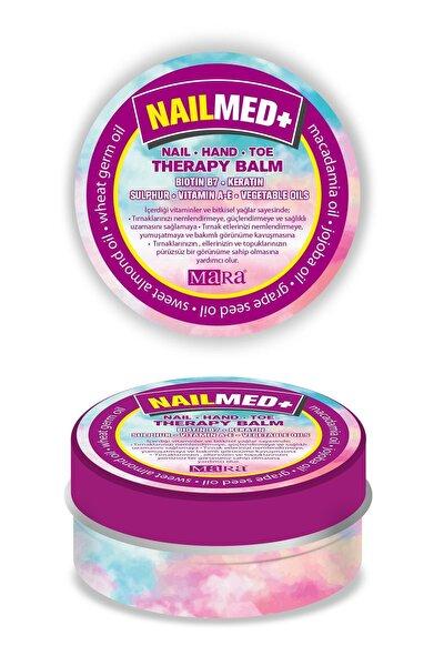 Mara Nailmed+ Biotin Tırnak El Ayak Bakım Yağı 60ml