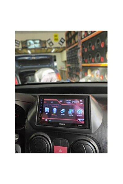 drivitec Fiat Fiorino Uyumlu Double Teyp+Çerceve Araca Uyumlu