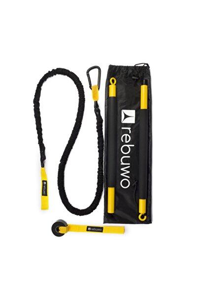 Rebuwo Fitness Egzersiz Sopası Fitnes Stick