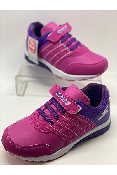 Arvento Çocuk Pembe Spor Ayakkabı
