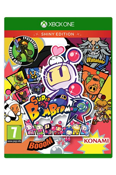 KONAMI Xbox One Super Bomberman R Shıny Edıtıon