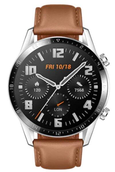 Huawei Watch Gt2 46mm Classic Akıllı Saat -( Kahverengi) Türkiye Distrübütör Garantilidir.