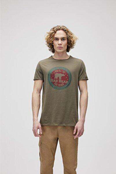 Bad Bear Erkek Bad Thıngs Tee T Shirt 21.01.07.005