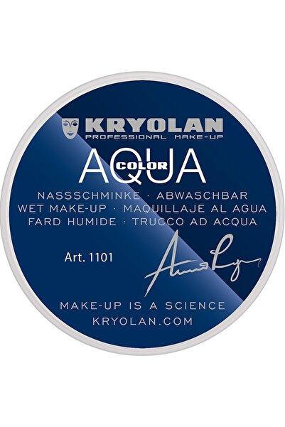 Kryolan Aquacolor® Su Bazlı Eyeliner Küçük Boy 8 ml 01101 070