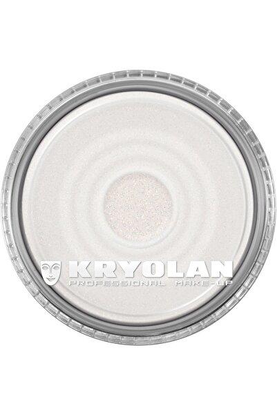Kryolan Ince Sim Polyester Glimmer Fine 02901-03 Pearl Whıte