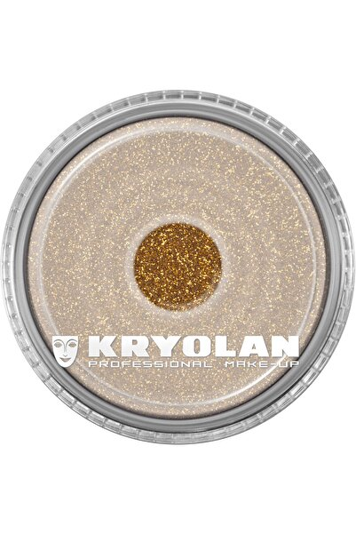 Kryolan Ince Sim Polyester Glimmer Fine 02901-03 Gold