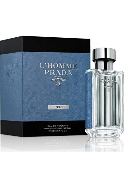 Prada L'homme Eau Edt 50 ml Erkek Parfümü