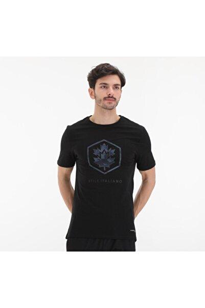 lumberjack Erkek Dri-fit Spor Tişörtü Ct385 Twıggy Siyah/black 11s43twıggy