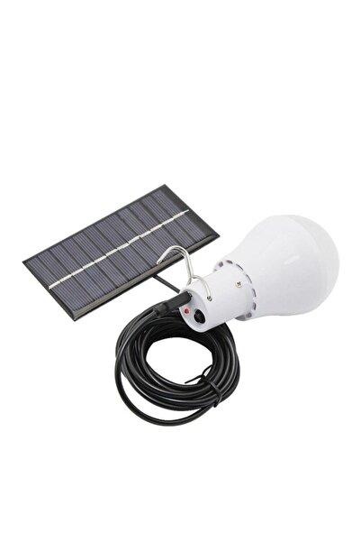 DailyTech Dailtech Taşınabilir Led Solar Lamba Şarjlı Güneş Enerjili Lamba Paneli