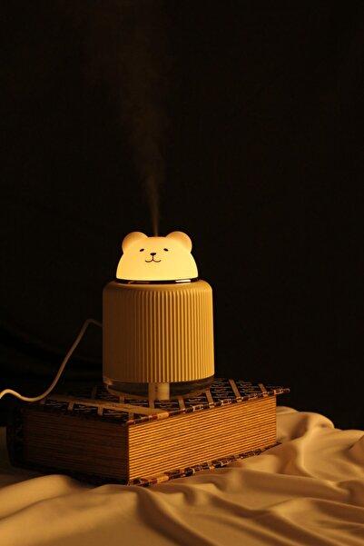 yuniconsept Işıklı Ayıcık Hava Nemlendirici Gece Lambası