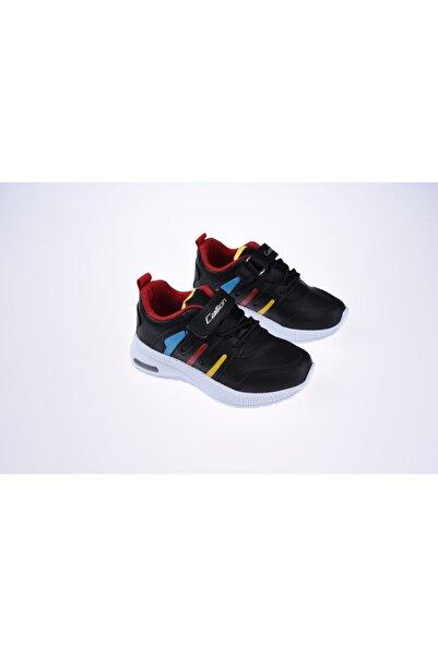 Callion Erkek Çocuk Siyah Spor Ayakkabı