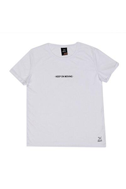 Kinetix W-1829 Lyndon Kk Tshırt Beyaz Kadın T-shirt