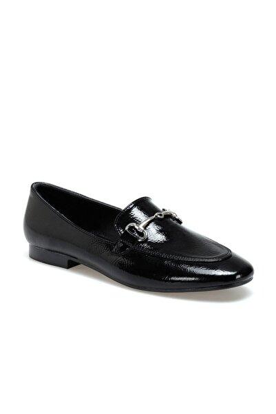 Miss F DS20047 Siyah Kadın Loafer Ayakkabı 100517600