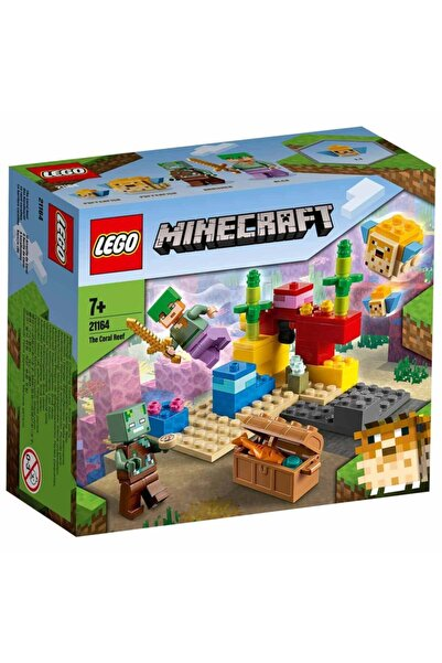 LEGO Minecraft Mercan Kayalığı 21164