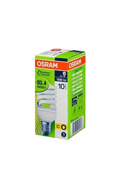 Osram 23 Watt E-27 Beyaz Işık Enerji Tasarruflu Ampul