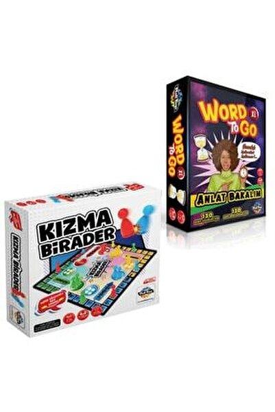 Kızma Birader + Word To Go Xl( Tabu Xl) Edition 2'li Süper Set
