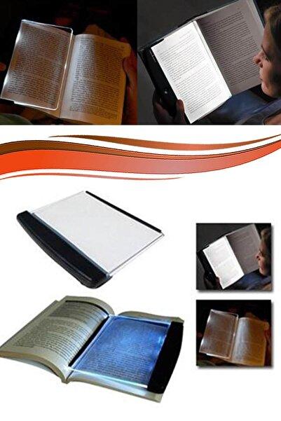 Practika Kitap Arası Okuma Işığı Led Panel K19