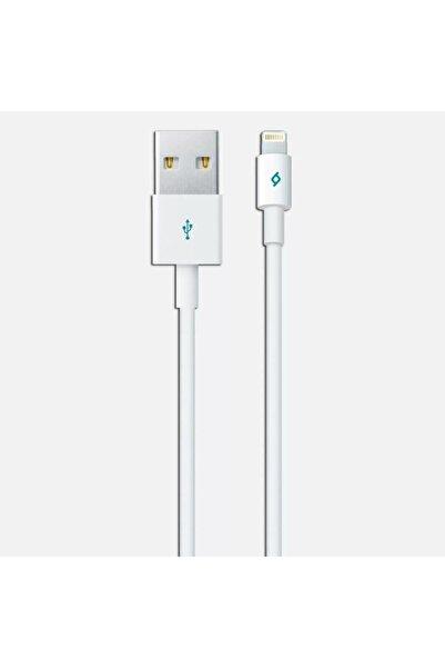 TTEC PLUS Iphone Ttec Şarj Data Kablosu Beyaz 2dk7508b