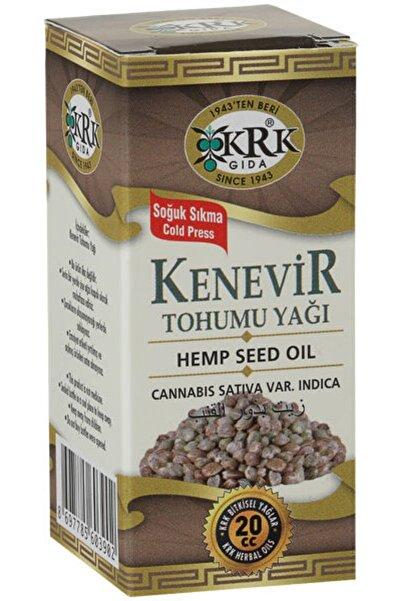 KRK Kenevir Tohumu Yağı 20 ml