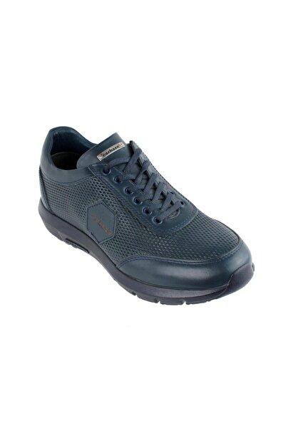 Cacharel Erkek Siyah Deri Günlük Ayakkabı 8932c