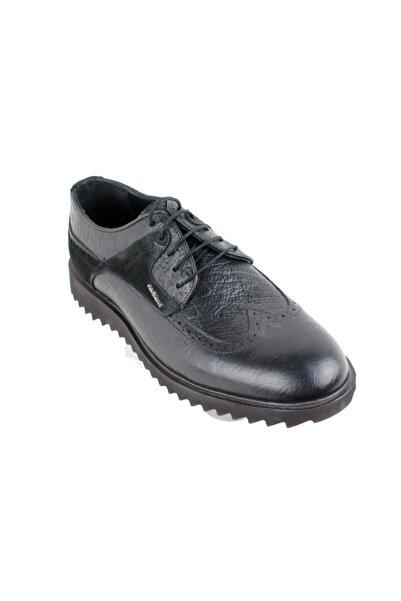 Cacharel Erkek Kahverengi Deri Günlük Ayakkabı 3901d