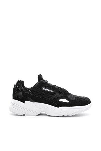 Falcon Kadın Siyah Spor Ayakkabı B28129