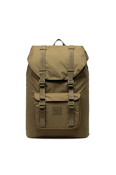 Herschel Supply Co. Herschel Herschel Little America Mid-volume Light Khaki Green Sırt Çantası 10633-03504-os