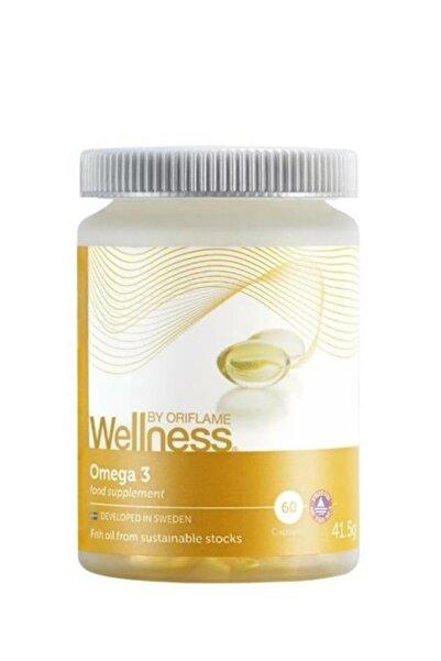 Oriflame Wellness By Omega 3 Takviye Edici Gıda 41,58 gr